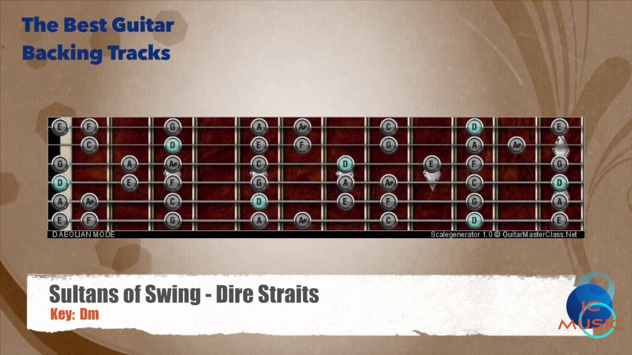 how to play sultans of swing guitar