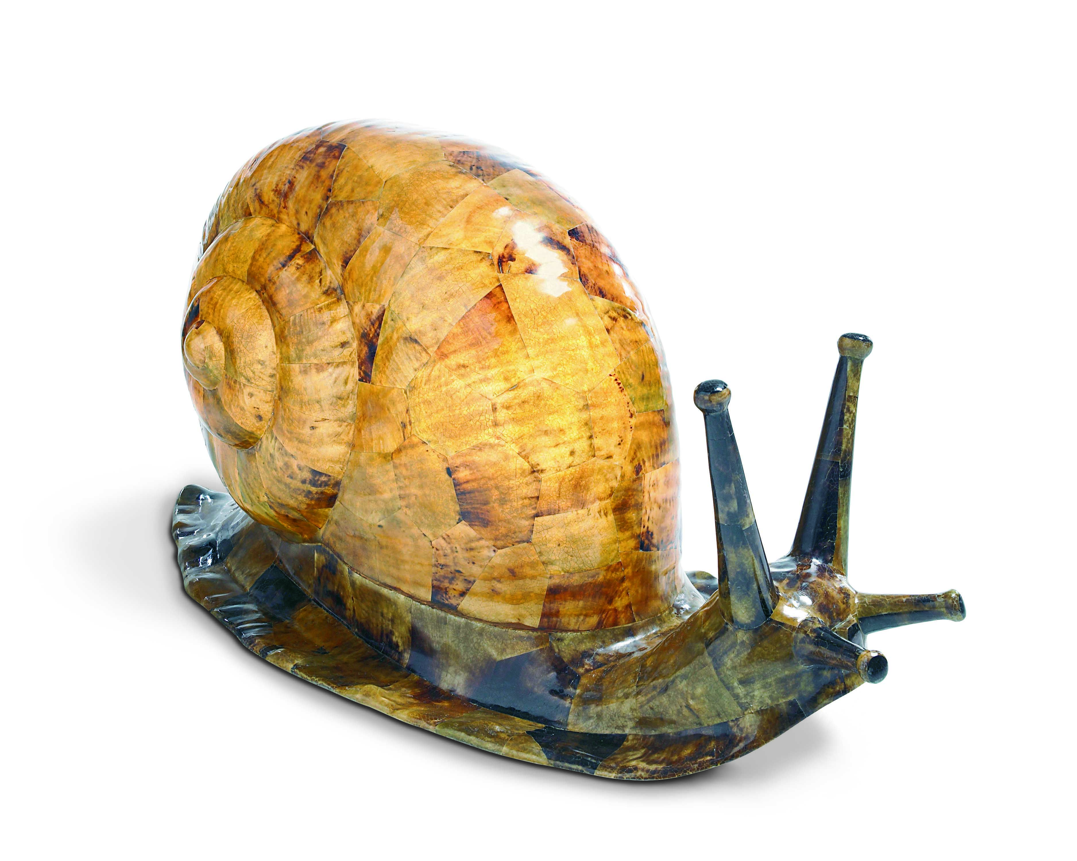 """Ghost Snail"" by Tony Duquette for Baker Furniture. Love"