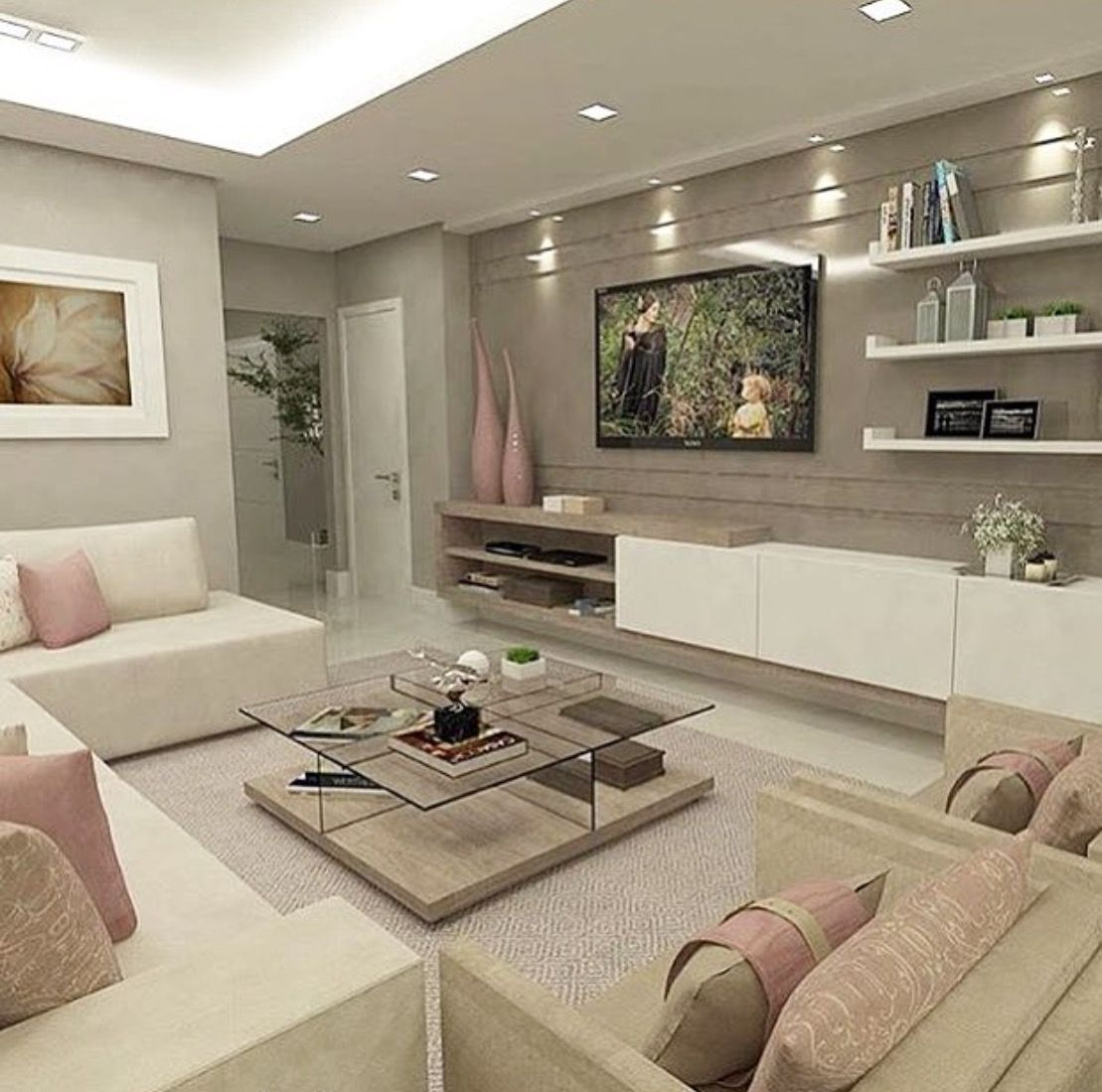Pin By Daniela Maskova On House Decor Home House Design Living Room Decor View home decor for small living room