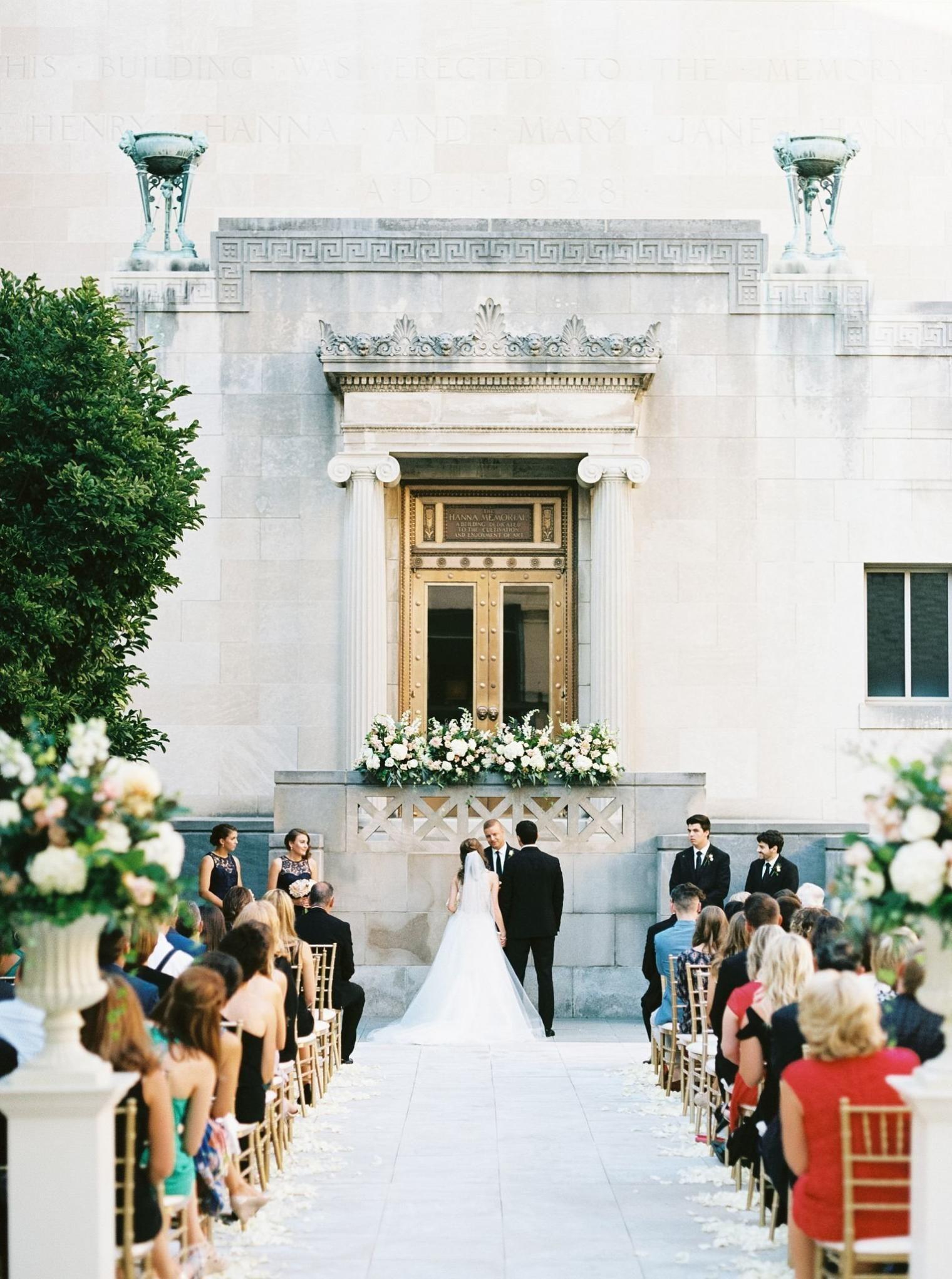 23 of Ohio's Top Wedding Venues Cleveland wedding venue