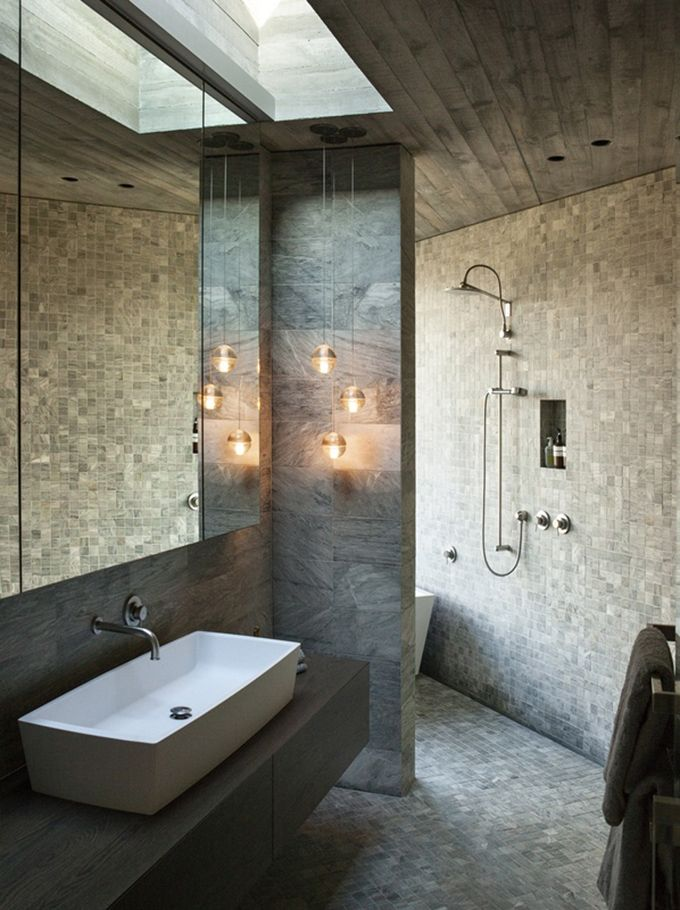 Spectacular Scenery And Sheep Are The First Things That Come To Mind For Most Of Us When We Think Of New Zealand F Bathroom Design House Bathroom Interior