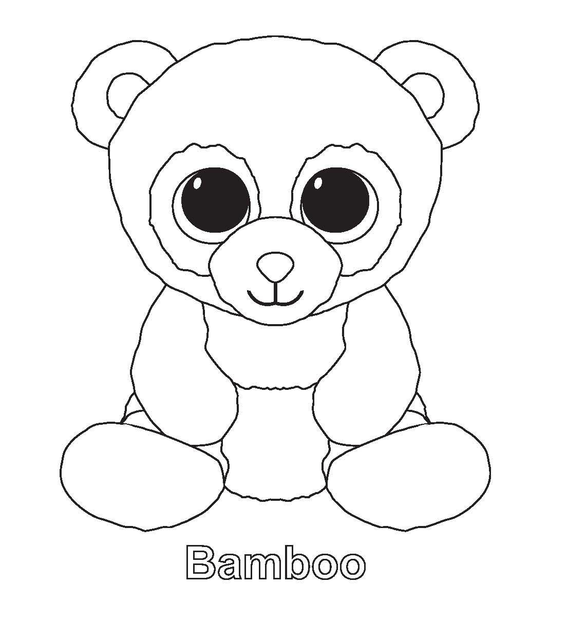 Bamboo TY Beanies Pinterest Beanie boos Ty beanie