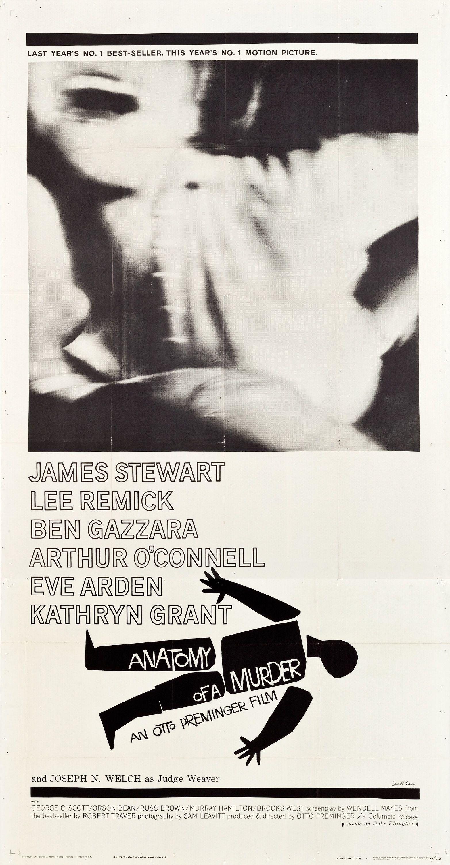 Anatomy Of A Murder 1959 Cult Movie Memorabilia Pinterest