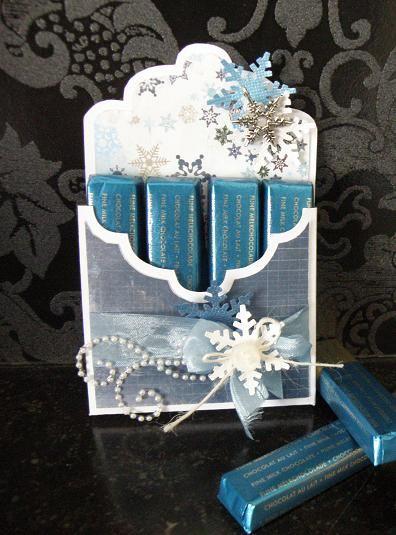 Tjokolade box made by Jolanda Meurs