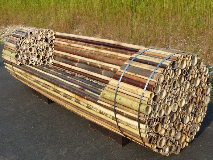 Bamboo Furniture Banco De Bambu Artesanato Com Bambu E Projeto