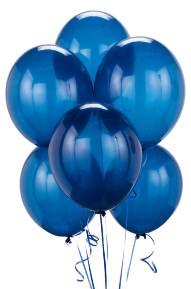 17.png | A Многоцветье | Globos azules, Globos и Uñas azules Отмена Png