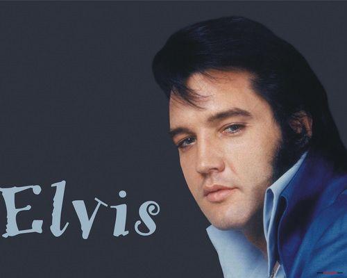 Wallpaper of elvis for fans of Elvis Presley.