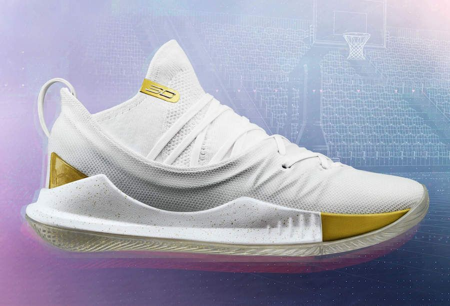 Under Armour Stephen Curry 5
