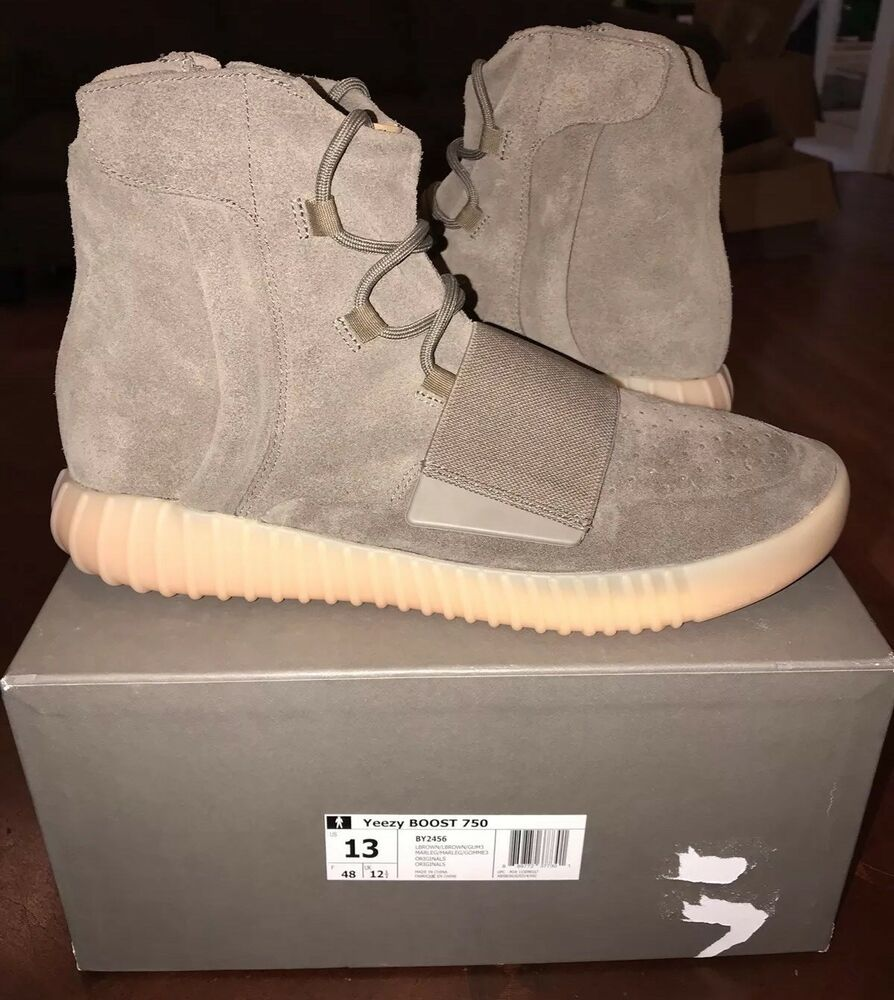 Supply Adidas Yeezy Boost 750 Gum 58BV518 for Men [Shoes