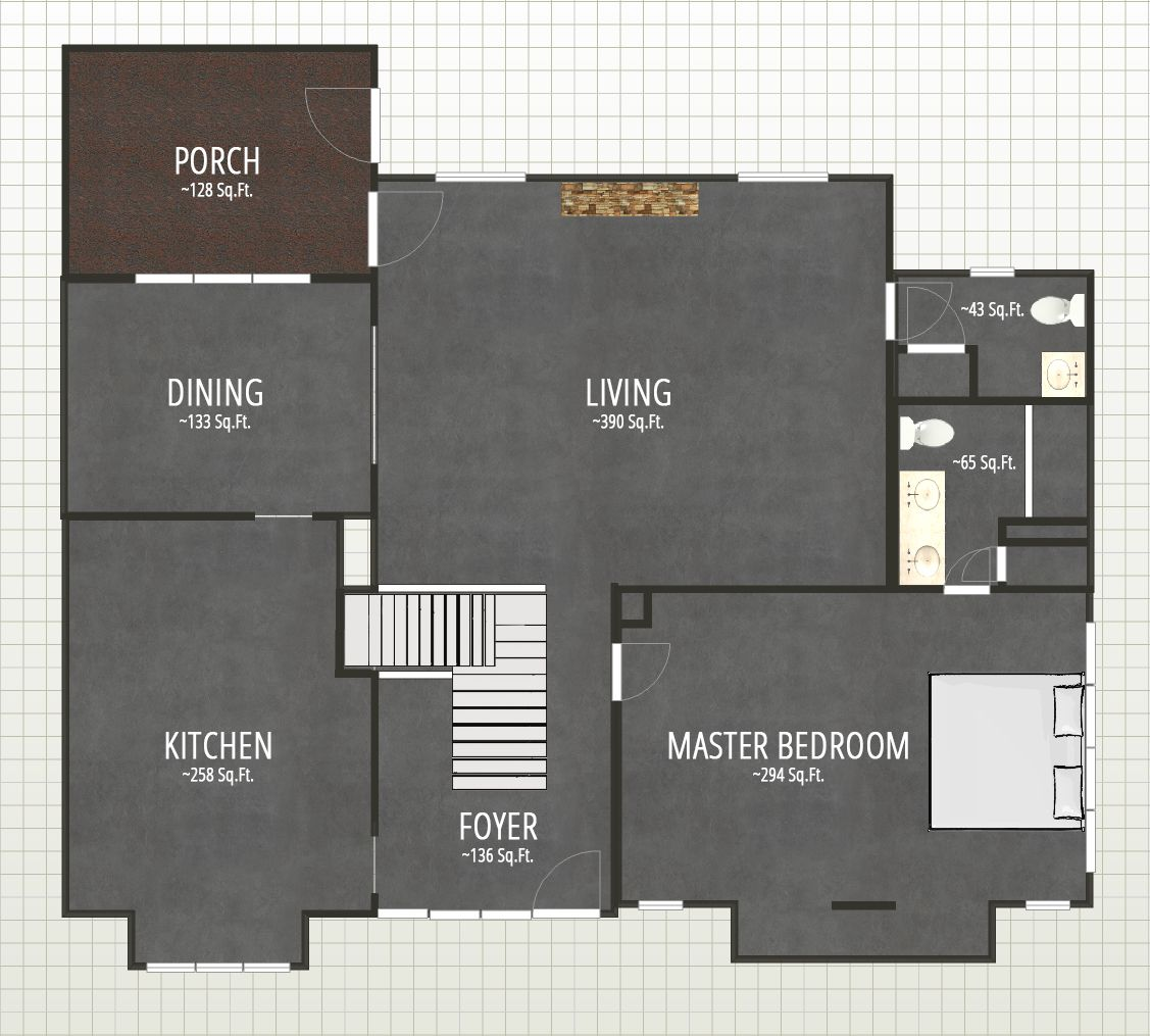Introduction To The House Floor Plan Drawing Floor Plans House