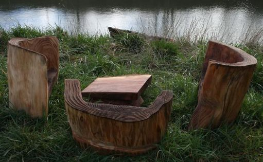 1000+ images about Reclaimed wood garden furniture ideas on Pinterest  Outdoor benches, Furniture and Wood dining bench