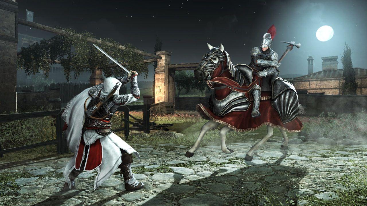 Ezio Auditore / Assassins Creed: La Hermandad (Brotherhood) #AssassinsCreed #AssassinsCreedBrotherhood #Assassins #Brotherhood #EzioAuditore #todosUnidos #ACLaHermandad #ACBrotherhood