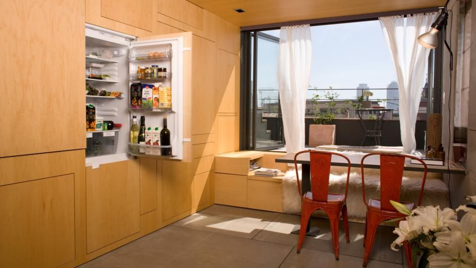 Clever ideas for compact living | Micro apartment ...