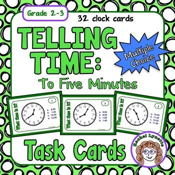 Use these 32 multiple choice cards to help your students build - time clock spreadsheet