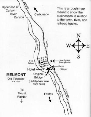 Melmont Washington Ghost Town WASHINGTON Pinterest Ghost