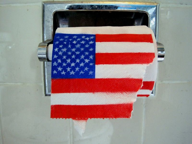 American Flag Toilet Paper American Flag Flag Us Flag Code