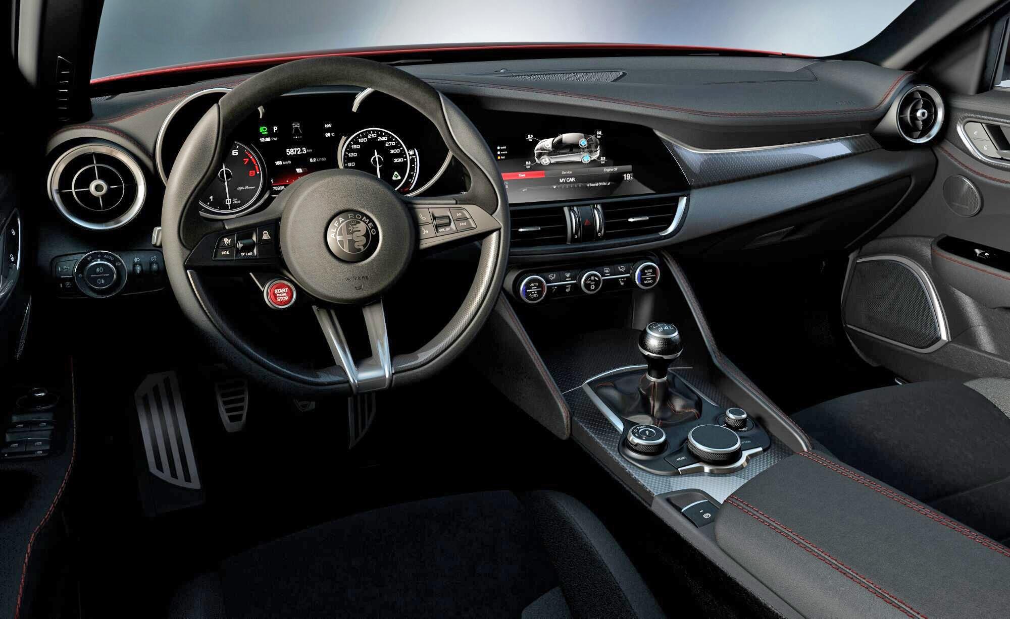 2018 Alfa Romeo Giulia Review 2018 Cars Release 2019 Alfa Romeo