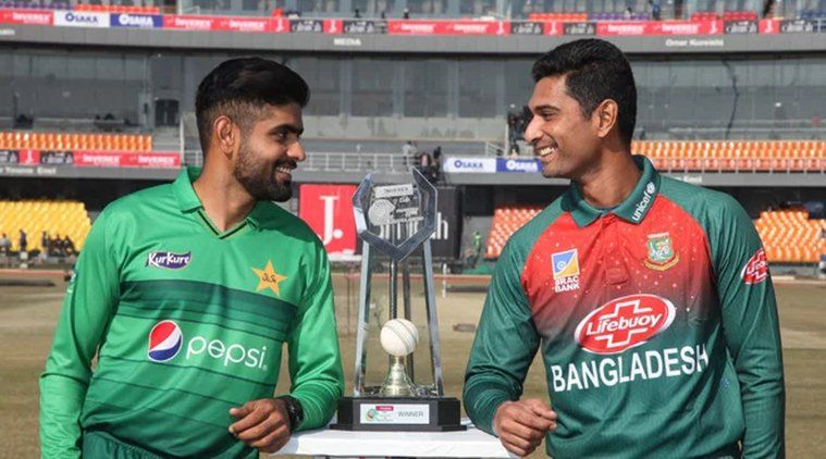 Pakistan Vs Bangladesh 1st T20i Highlights January 24 2020 In 2020 Cricket Match Pakistan Vs Bangladesh