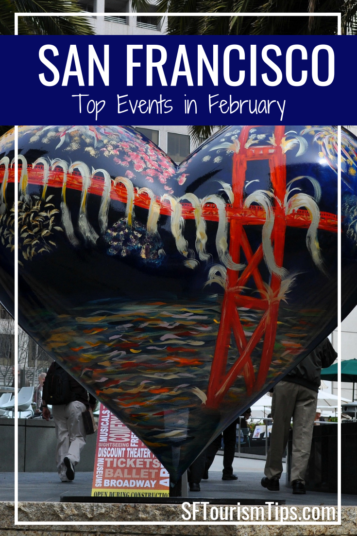 San Francisco Events in February 2020 in 2020 San