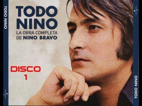Nino Bravo Obra Completa 1 3 Album Disco Triple Discografia Completa Musica Romantica En Español Cantantes Españoles Musica En Español