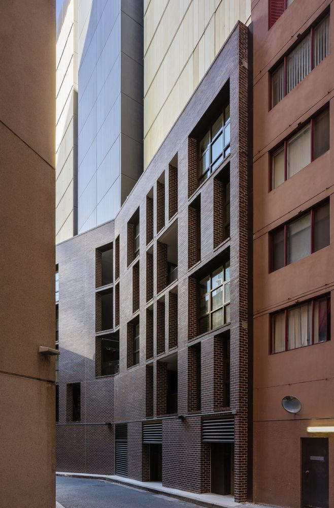 Gallery of Day Street Apartments / Tzannes + Loftex - 15