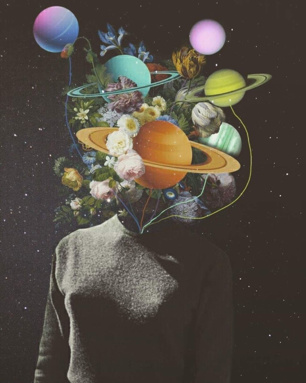 Image about art in Space🌌 by Private User on We Heart It