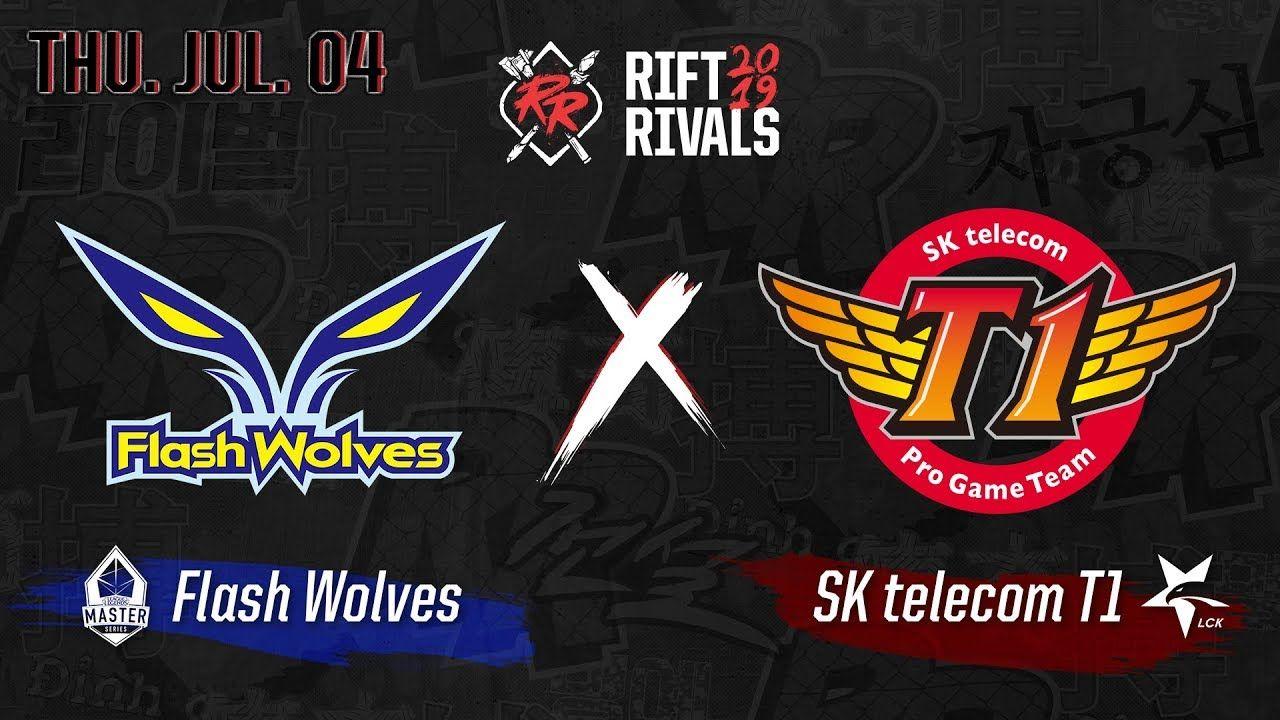 Fw Vs Skt H L 07 04 2019 Rift Rivals Check More At Https Www Esportsnews Ovh Fw Vs Skt H L 07 04 2019 Rift Riva Sport Team Logos Team Logo Cavaliers Logo