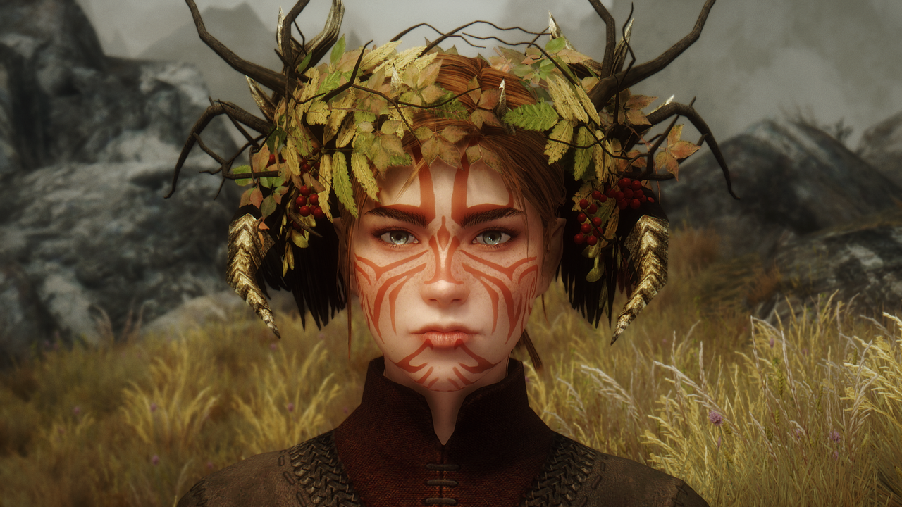 Sinead Follower at Skyrim Nexus - mods     | Halloween