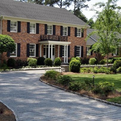 Traditional Exterior Photos Brick Design, Pictures, Remodel, Decor and Ideas - page 9