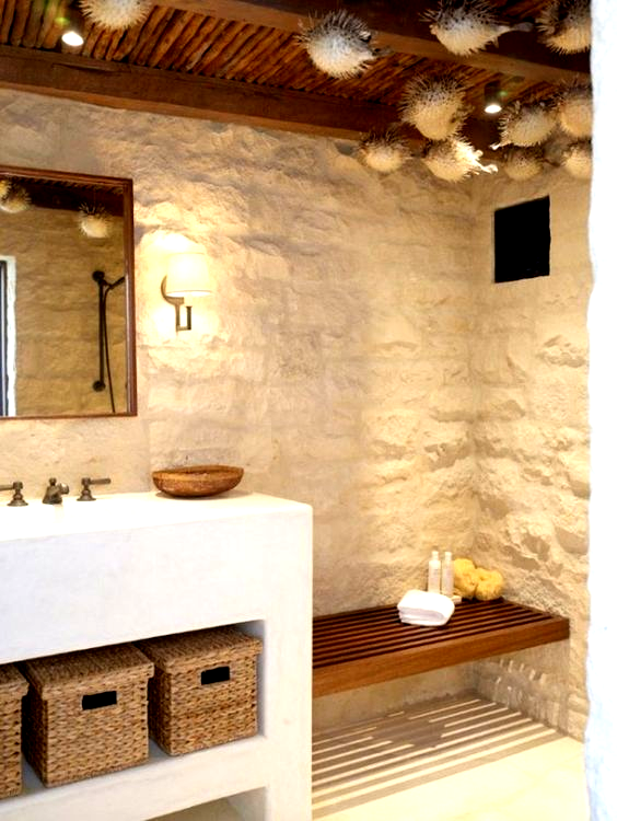 A Comprehensive Overview On Home Decoration In 2020 Bathroom Decor Modern Bathroom Decor Beach Bathroom Decor
