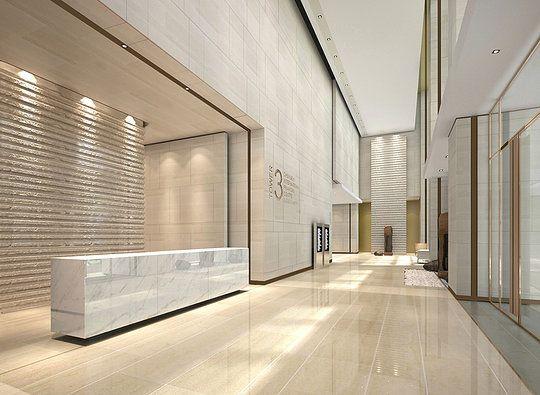 wood lobby wall - Google 검색 | Lobby_rest | Pinterest ...