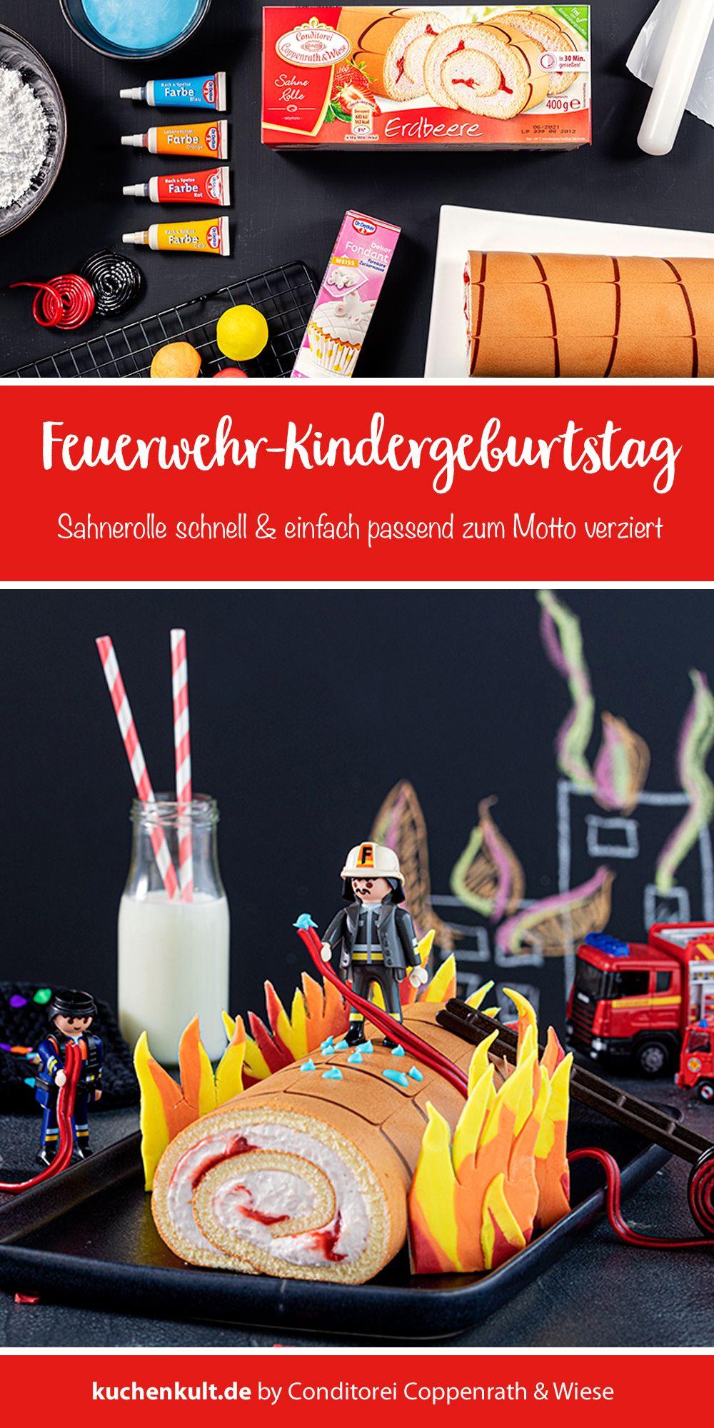 Feuerwehr Kuchen Zum Kindergeburtstag In 2020 Feuerwehr Kuchen Kindergeburtstag Kuchen Kindergeburtstag Kinder Kuchen Geburtstag