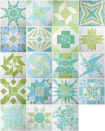 Amy Butler Midwest Modern Quilt (Craftster LQS3)