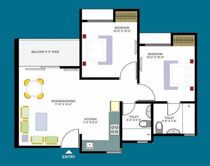 900 Square Foot House Plans Floor Plans Floor Plans Guest House Plans House Plans