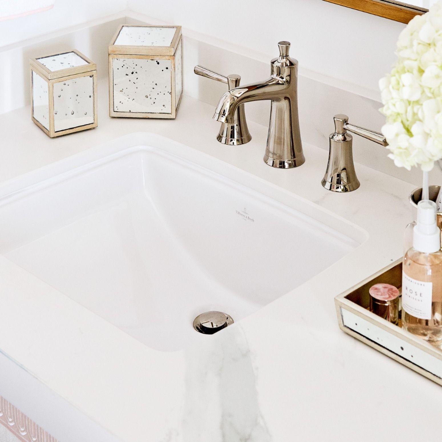 Joleena Widespread Bathroom Faucet In 2020 Macaubas Faucet Slipcovers For Chairs