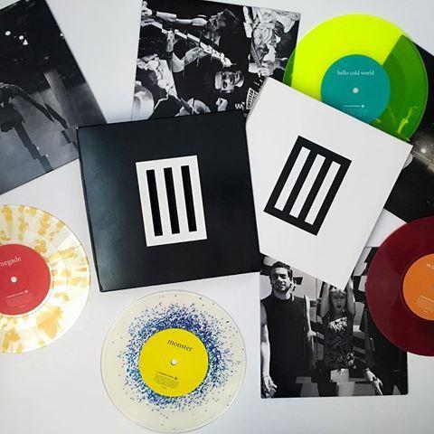 Paramore Singles Club Vinyl (2011) | Club vinyl, Single