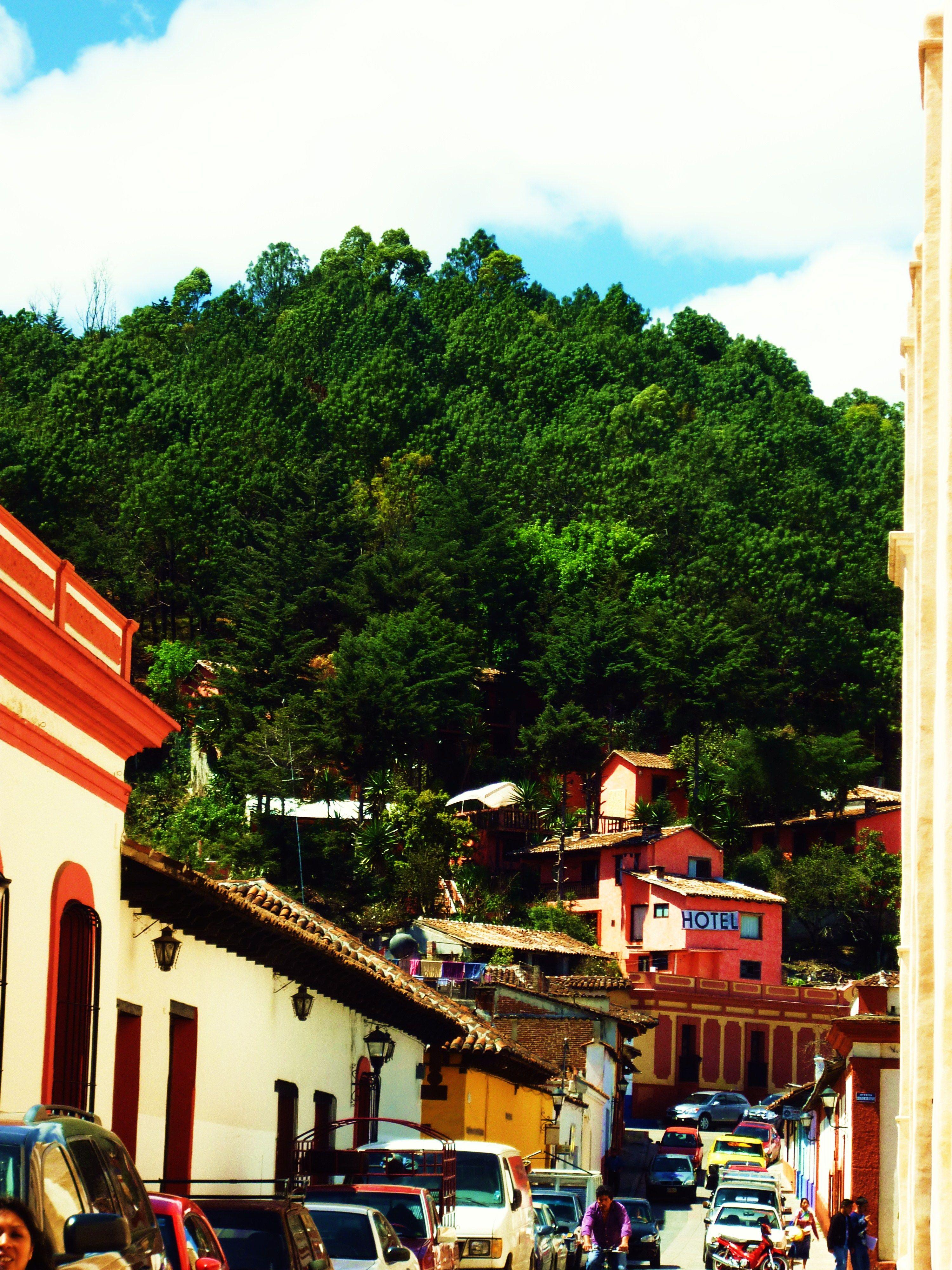 San Cristobal de las Casas House styles, Mansions, Places