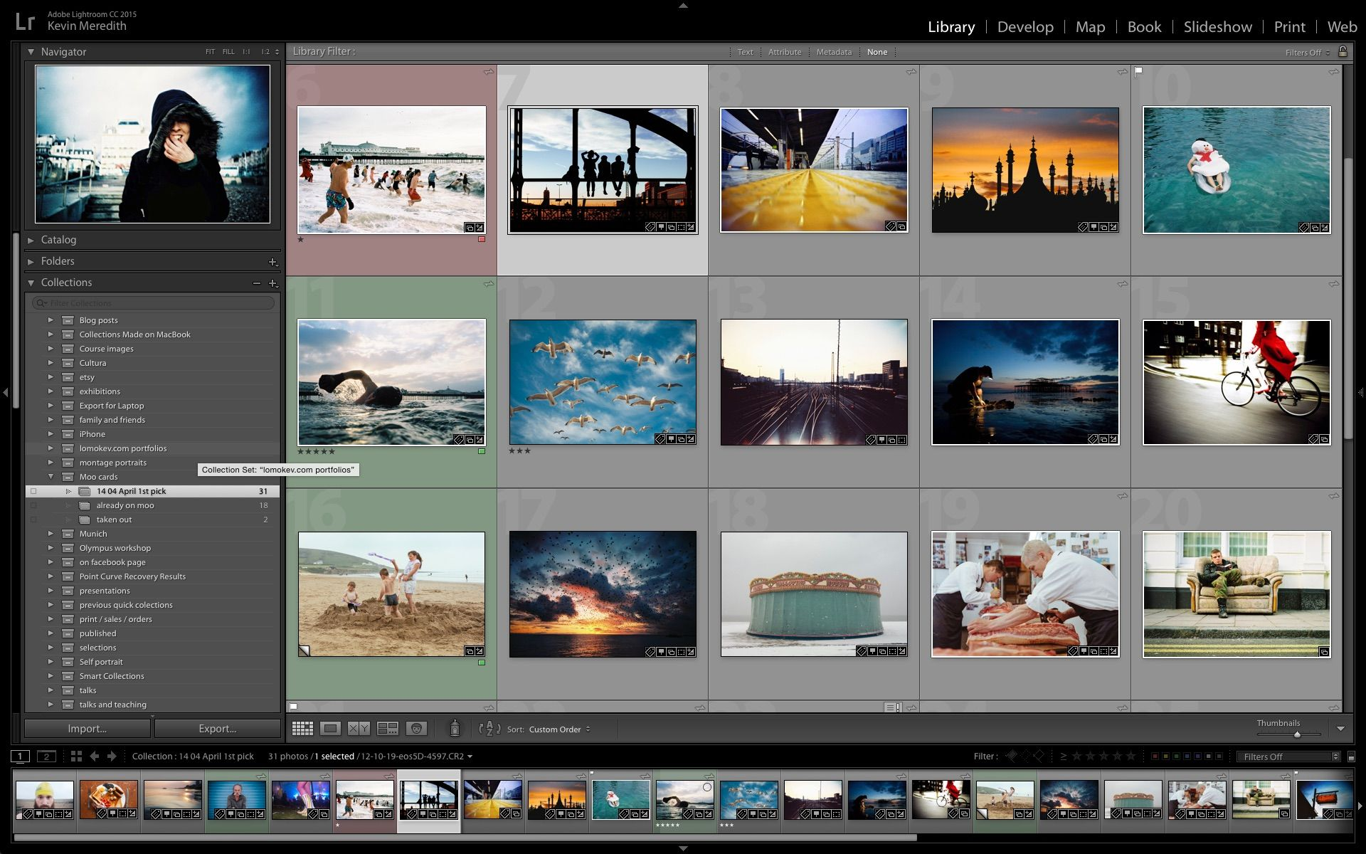 9 Lightroom tips. Tips on things you might not know about: Changing Crop overlay, Balancing exposures, Auto Advance, Toggling side bars and more.