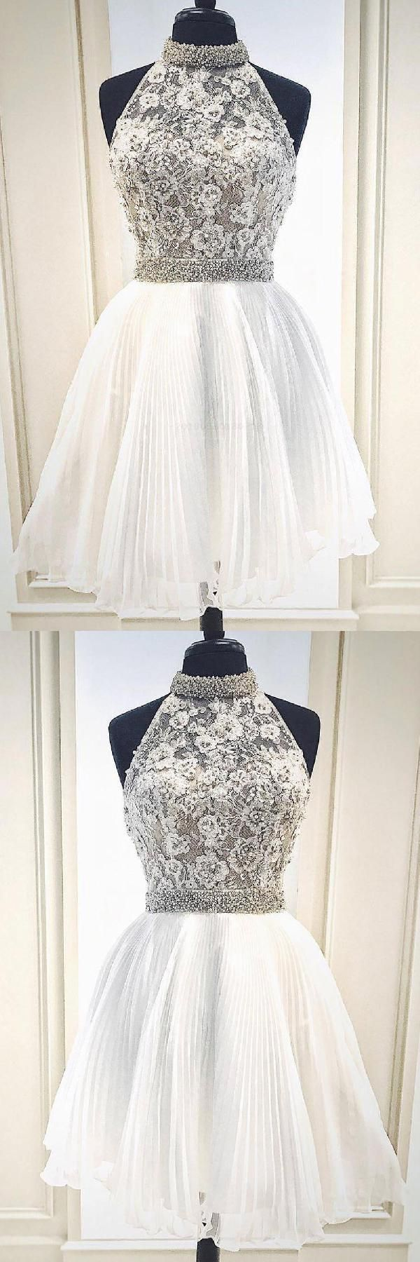 White prom dresses cute prom dresses white lace prom dresses