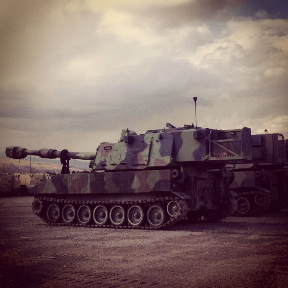 M109 Paladin | Paladin, Military vehicles, Military