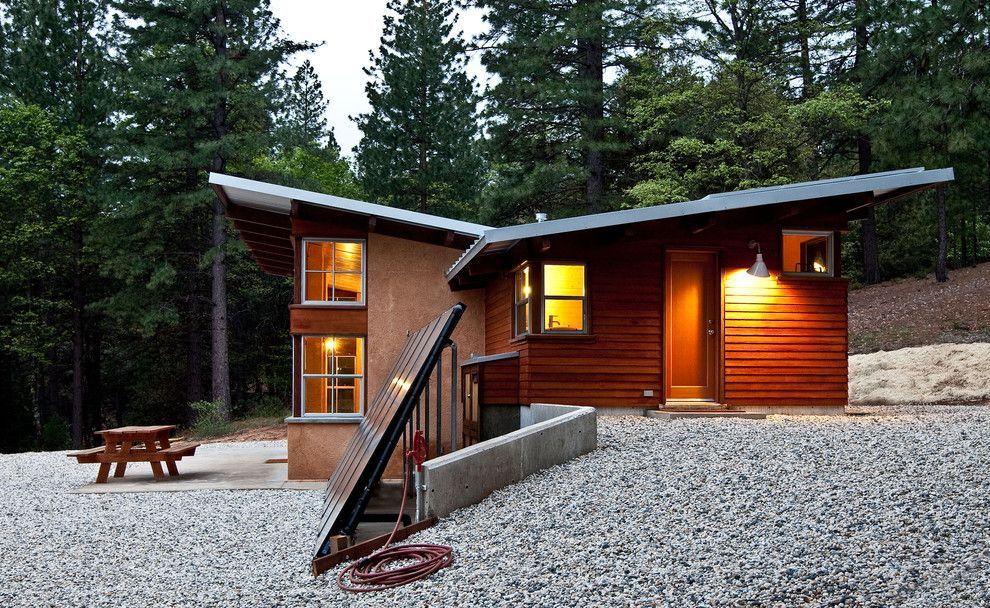 Remote Off The Grid Waterside Home with Gourmet Kitchen Modern - fresh blueprint consulting ballarat