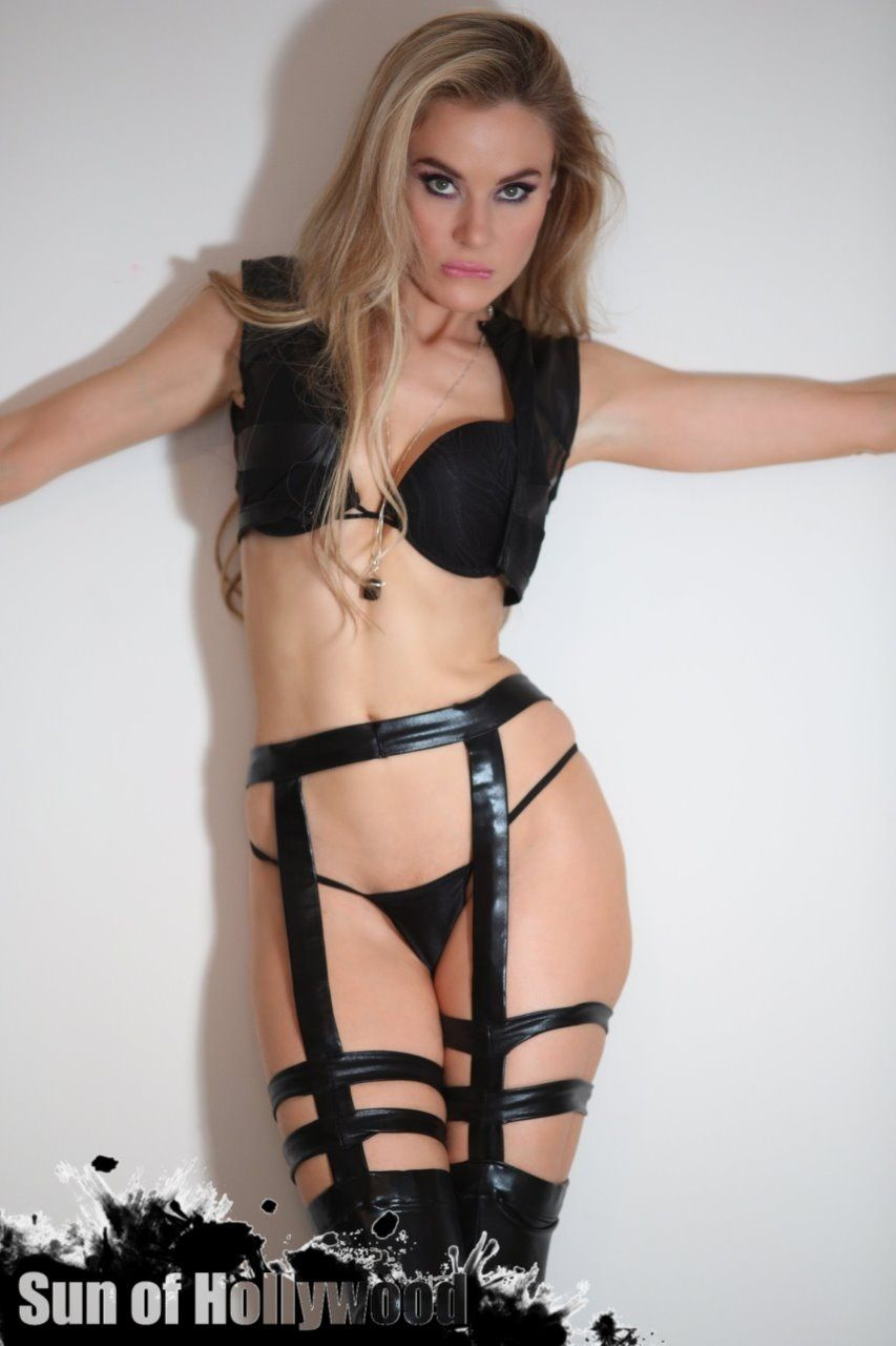 Aeon flux bikini or thong costume