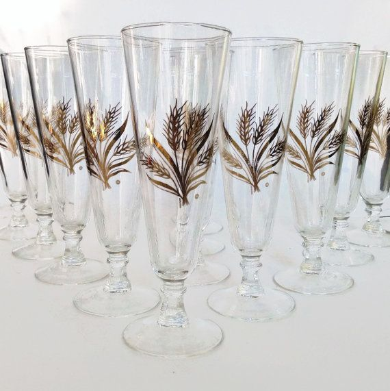 Uniquely Shaped Specialist Real Ale Lager Pilsner and Wheat Beer Glasses