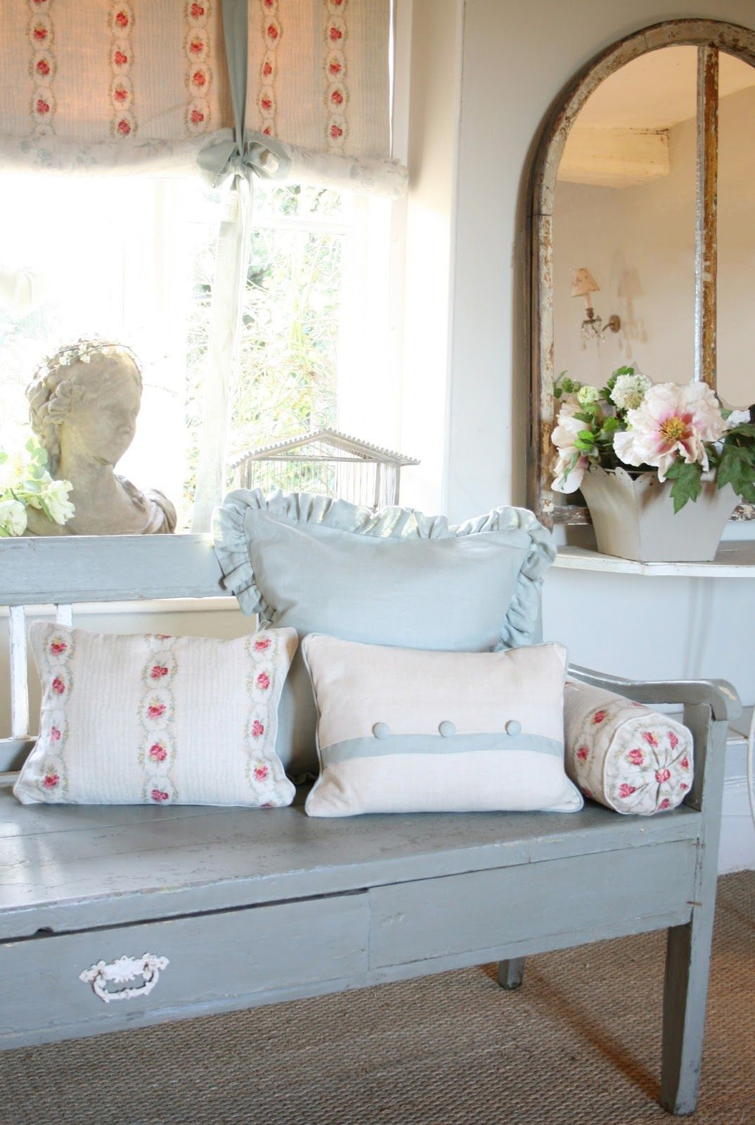 HYDRANGEA HILL COTTAGE: Kate Forman\'s English Country Charm ...