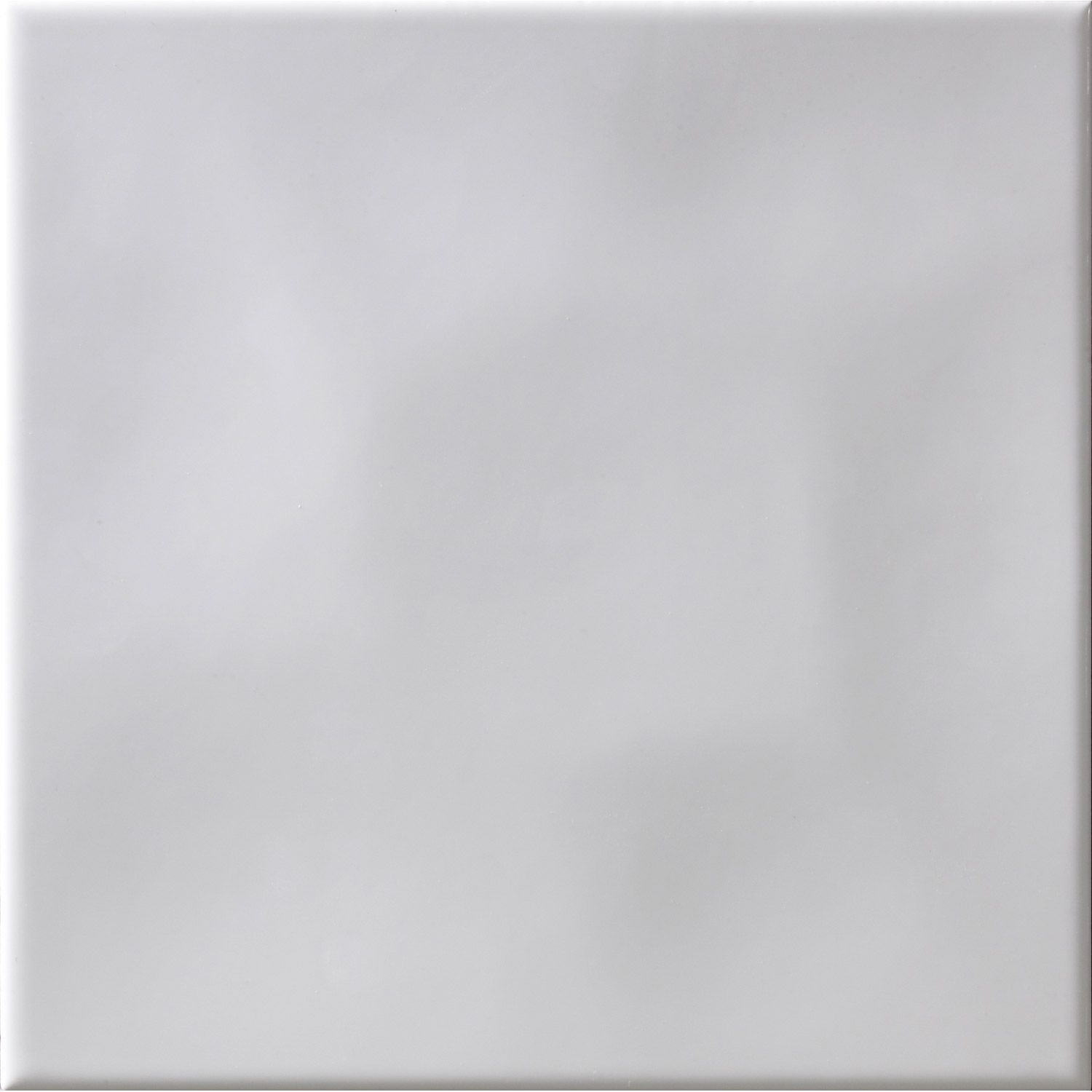 Carrelage mural bossel en fa ence blanc brillant 20 x for Carrelage blanc brillant
