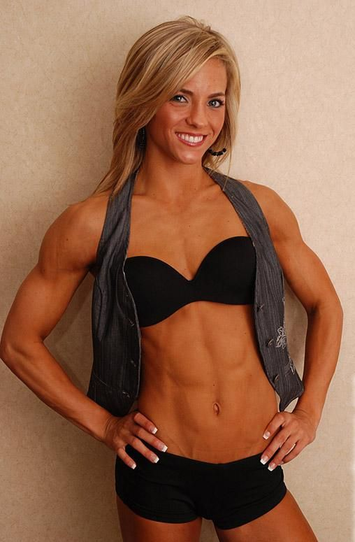 Nice female arms