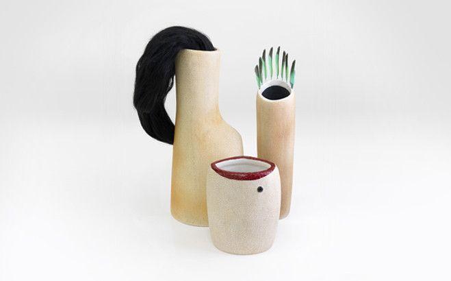 Les Sismo—Visage au grain de beauté #1, 2012.  Image—Florian Kleinefenn, courtesy NextLevel Galerie, Paris.