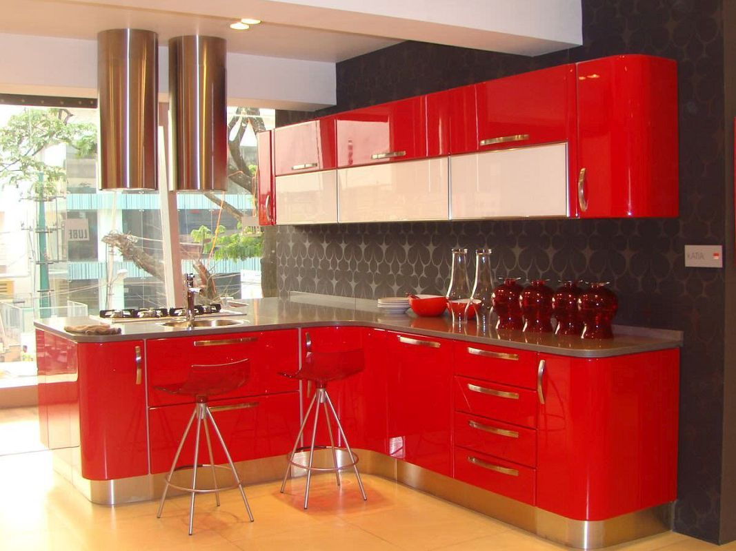 Modular kitchen designs with price kerala with kitchen ...