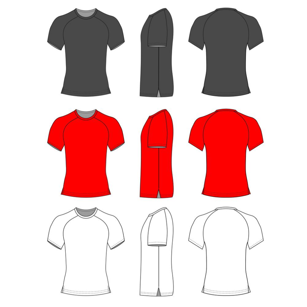 Download Raglan T Shirt Slim Fit Fitness Fashion Fashion Addict Muscle T Shirts