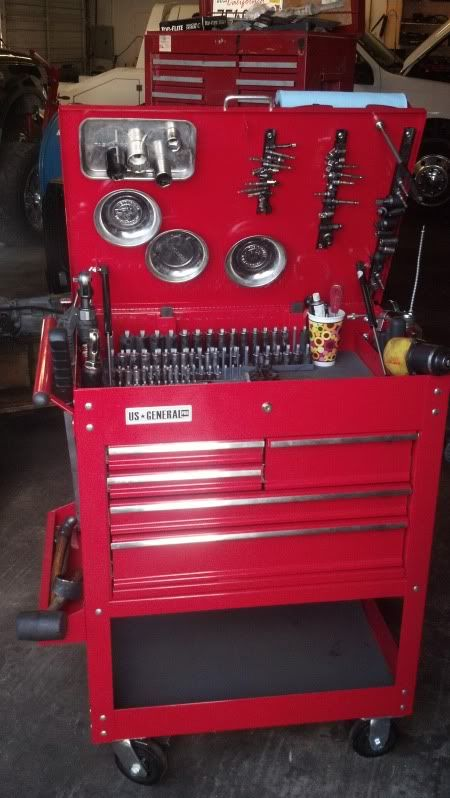 Modifications To The Hf 4 And 5 Drawer Service Carts What Changes